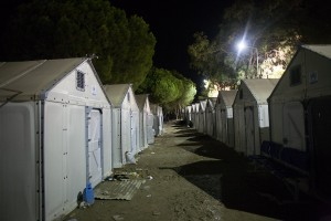 UNHCR Ikea refugee houses are full once more / copyright: Salinia Stroux