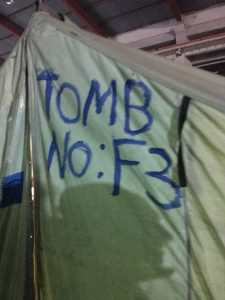 Tomb No F3 / copyright Kayra Martinez